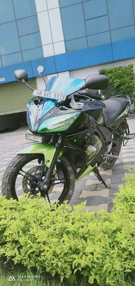bike is totally good condition