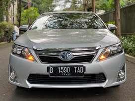 Toyota Camry 2.5 Hybrid 2012 Silver