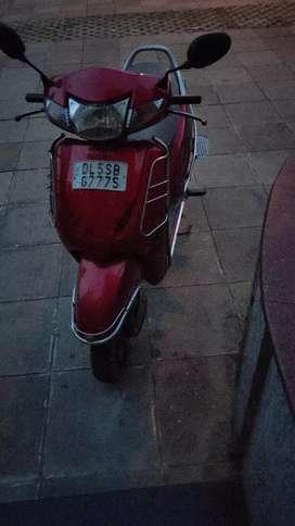 Honda Activa 2012