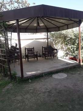 Beautiful lawn shed for sale in city housing sialkot
