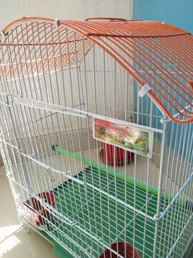Bird cage pinjra brand new condition just like new