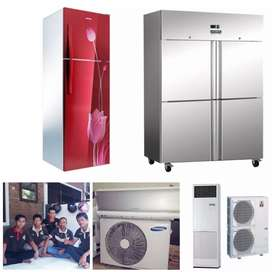 Service,AC,kulkas,mesin cuci