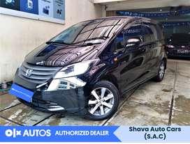 [OLX Autos] Honda Freed 2012 GB3 1.5 S Bensin Hitam #Shava