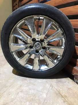 """RIM 17"""" with German Tyre"""