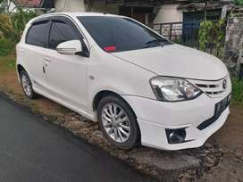 jual etios valco mt 2013 second