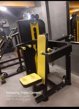 commercial gym setup in heavy duty