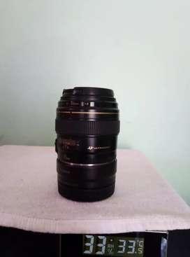 Canon 85 f/1.8 EF lens, December 2019 warranty left, good condition,