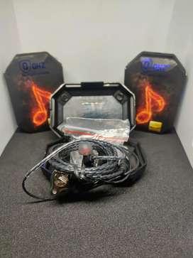 Headset qkz ak6 ( free ongkir )