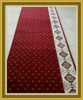 Sedia karpet masjid Turki empuk dan tebal