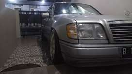 Mercedes Benz W124 E320 M/T 1994