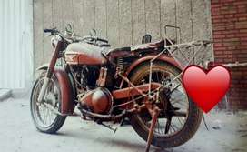 MATCHLESS G3L A BRITISH ICONIC VINTAGE MOTORCYCLE