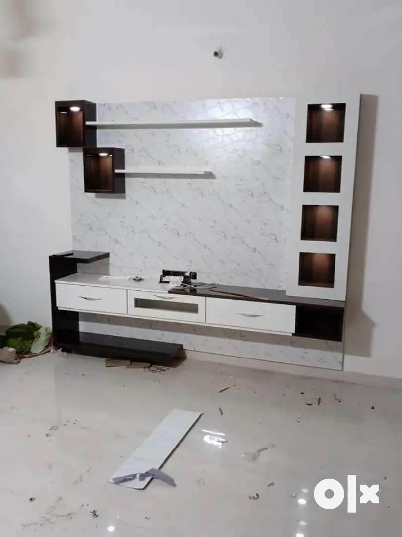 Wardobe , Modular  kitchen cabinet , Civil and Interior works
