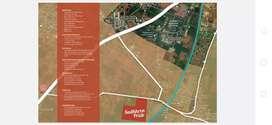 Gated community plots near Nagarjuna university, nambur, CRDA approved