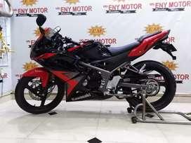 Kawasaki Ninja 150 RR Th.2014 kredit dp minim order bosku