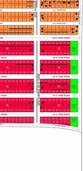 Plot for sale North Town Residency Phase 2, Urgent sale need money