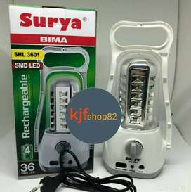Lampu emergency LED surya / emergency lamp surya / Surya BIMA SHL 3601