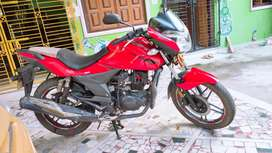 Well and healthy condition HERO XTREME,150 CC