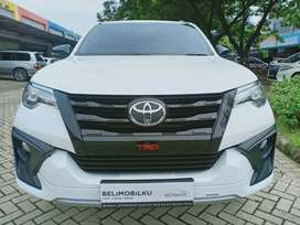 TOYOTA FORTUNER TRD SPORTIVO 2.4 At 2018
