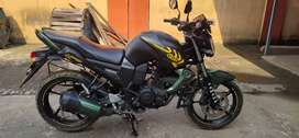 I have purchase Yamaha FZS military color in 2015.