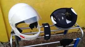 Helm ndog honda trx dual type jadul