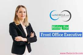 URGENT OPENING IN AIRTEL OFFICE FOR FRONT OFFICE EXECUTIVE.  INTERVIEW