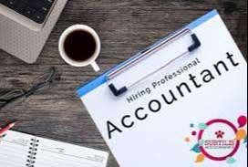 Accountants requirment