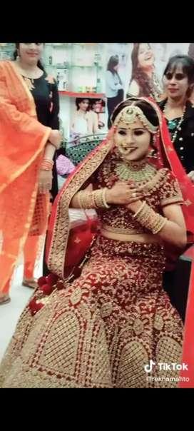 Wedding lehenga sabyasachi copy