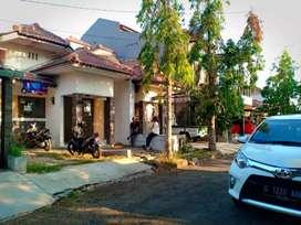 Rumah muraj dalam cluster posisi depan di Panyawangan