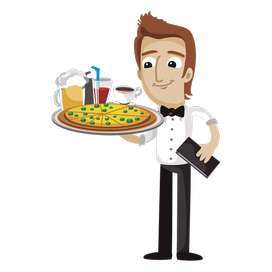 URGENT REQUIREMENT FOR WAITERS/ HOUSEKEEPING & KITCHEN HELPERS