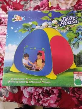 Kids tent house brand new