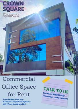 New commercial building for rent with reasonable rent &minimum advance