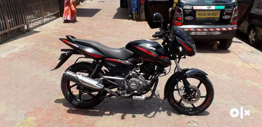 New condition pulsar 150 .1st owner .2018 0