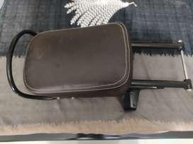Back seat classic 350