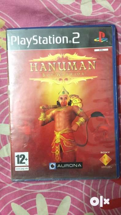 Hanuman Boy Warrior ps2 game 0