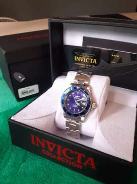 Invicta imported from USA
