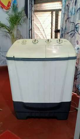 Onida 6.2Kg washing machine good work