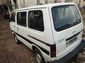 Maruti Suzuki omni car