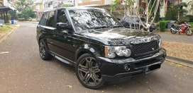 Range rover sport Black 2010, V8 4.2 L