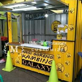 Booth UNTUK KEDAI Booth Container CAFE Booth Coffe /Booth THAITEA\10