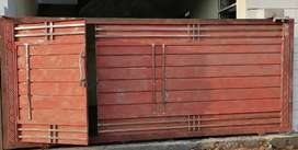 Iron and steel gate (Solid) for sale