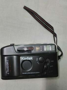 Kodak Camra Glass Lens Made in Japan With Cover