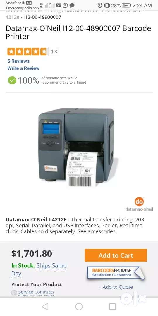 Bill barcode machine 0