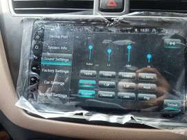 I20 android stereo  only 5 days used
