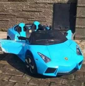 Mobil mainan aki /bisa COD #137