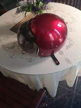 Helm motor bogo