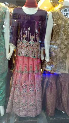 Lehnga for teens ready 2 wear