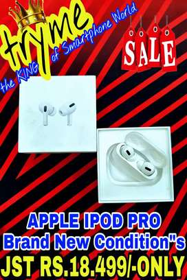 TRYME APPLE AIRPOD PRO  Full Kit Box Fresh Conditions