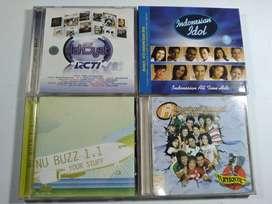 Kaset CD original Indonesia