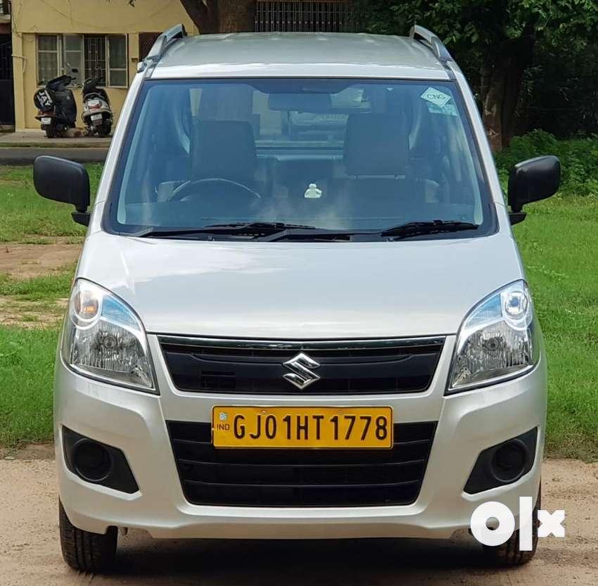 Maruti Suzuki Wagon R LXI, 2019, CNG & Hybrids 0