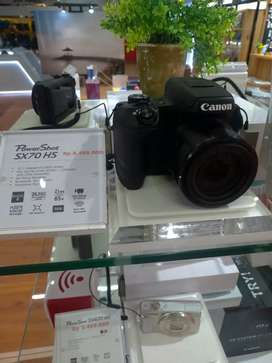 Camera Canon Power Shot SX07 Promo 0%